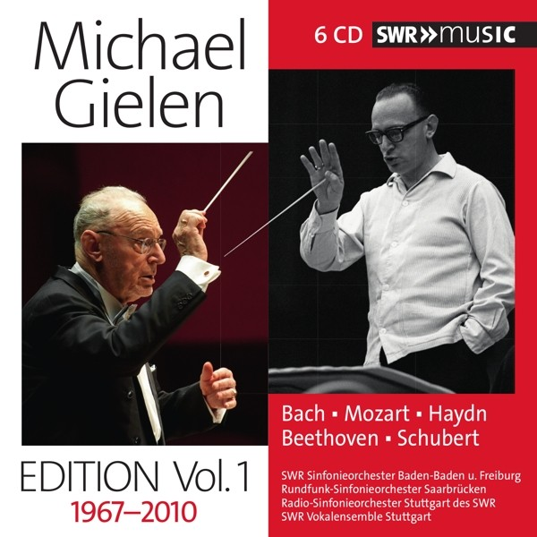 Michael Gielen Edition,Vol.1