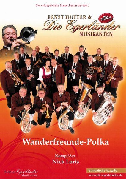 Wanderfreunde-Polka (Sinfonische Ausgabe)