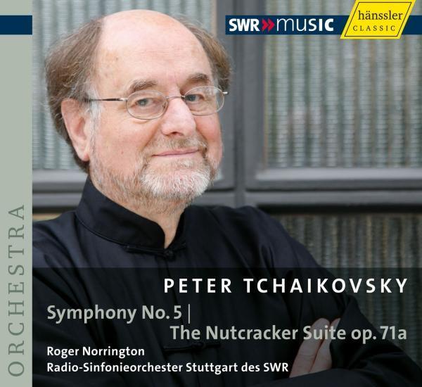 Tschaikowsky: Sinfonie 5/Nussknacker-Suite