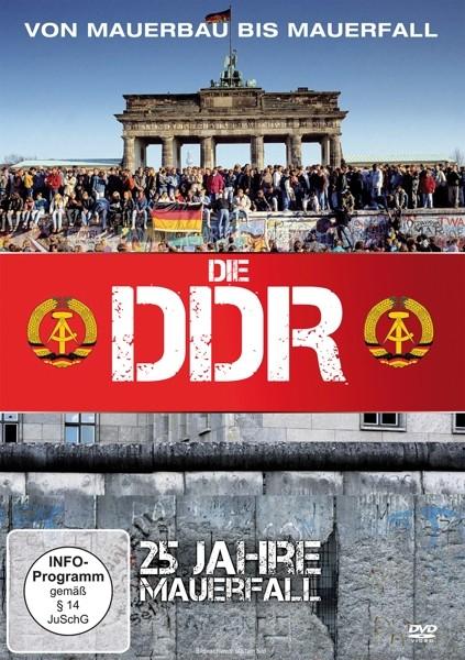 25 Jahre Mauerfall,Die DDR