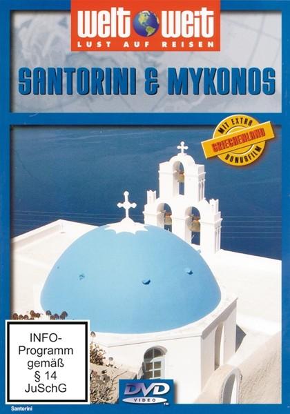 Santorini & Mykonos (Bonus Griechenland)