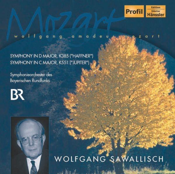 Mozart: Symphonien KV 385+551