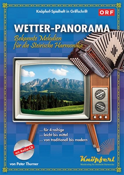 ORF Wetter-Panorama mit CD