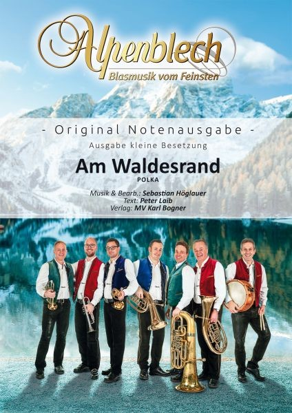 Am Waldesrand (Polka)