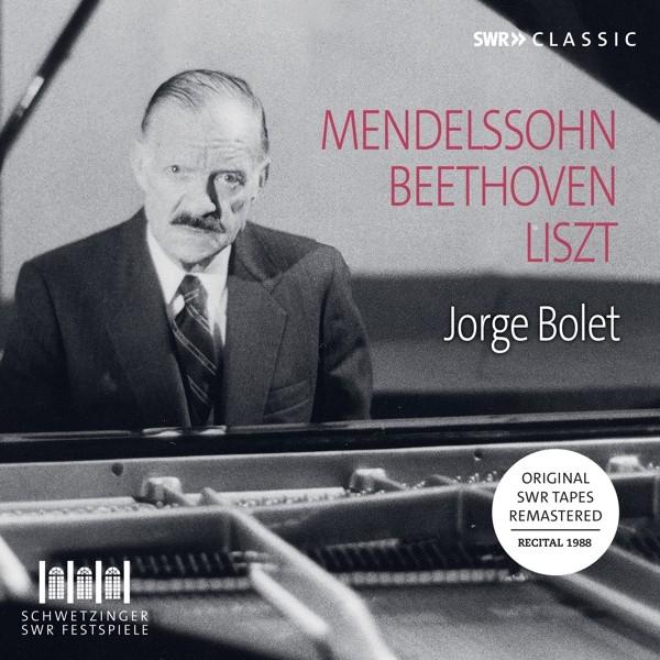 Jorge Bolet: Piano Recital 1988