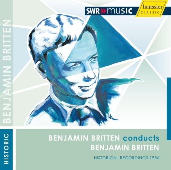 Britten Conducts Britten