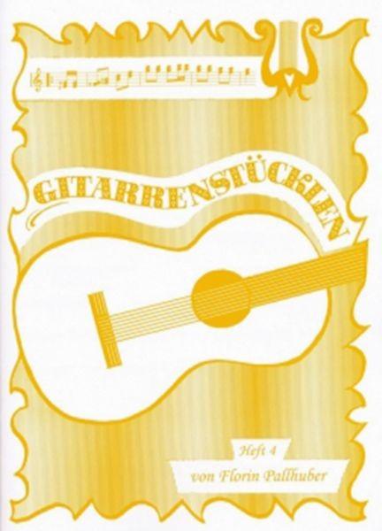 Gitarrenstückl'n, Heft 4 (gelb)