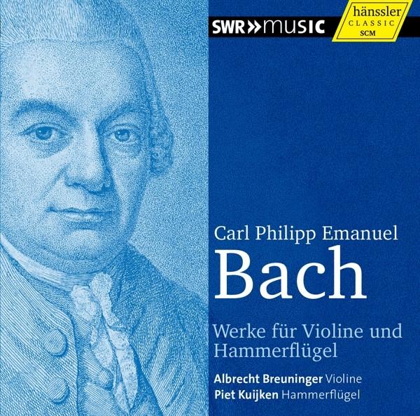 Bach: Werke für Violine und Hammerflügel