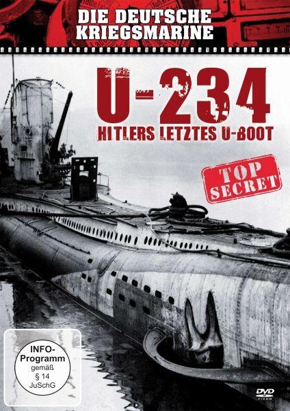 U-234-Hitlers letztes U-Boot
