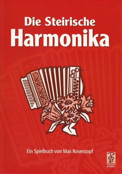 Die Steirische Harmonika Band 1