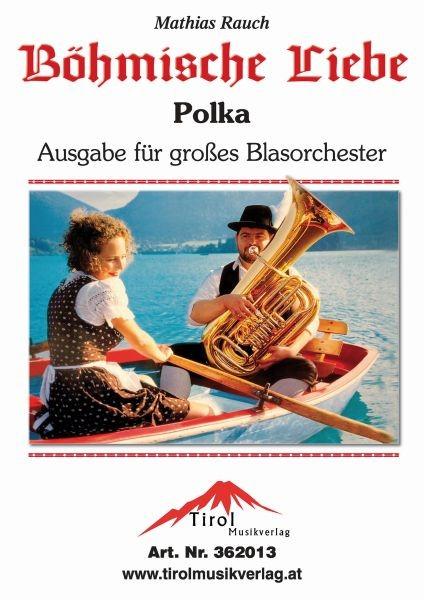Böhmische Liebe - Polka