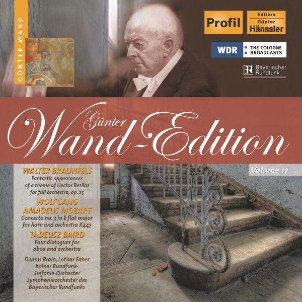 Braunfels/Mozart/Baird: Fantastische Erscheinungen/Hornkonzert/+
