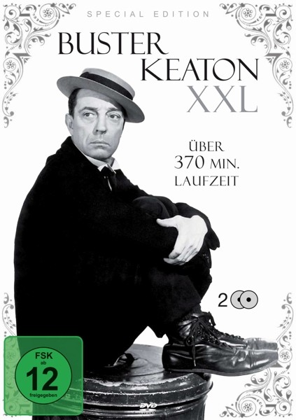 Buster Keaton XXL