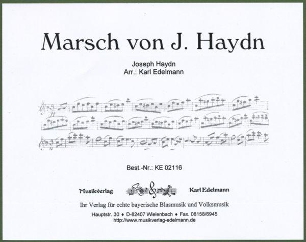 Marsch von Joseph Haydn