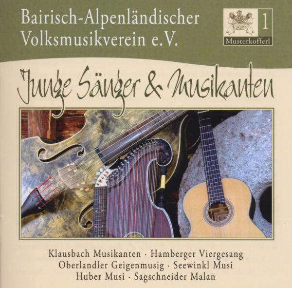 Musterkofferl 1-Junge Sänger & Musikanten