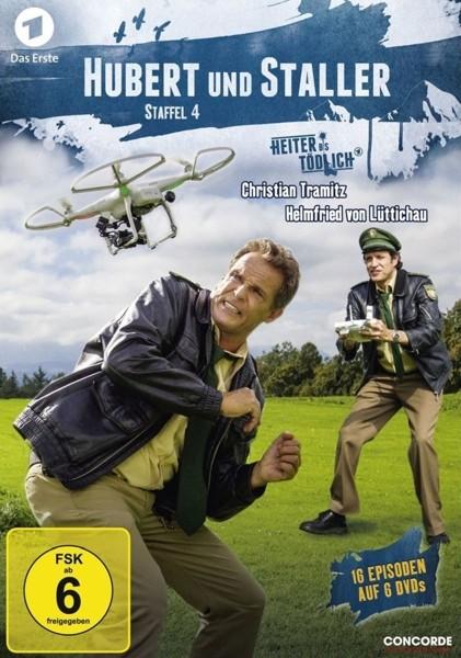 Hubert und Staller-Staffel 4 (DVD)