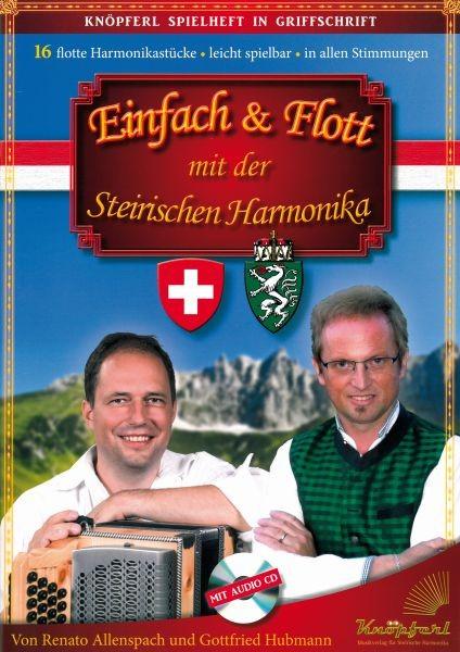 Einfach & Flott mit der Steirischen Harmonika