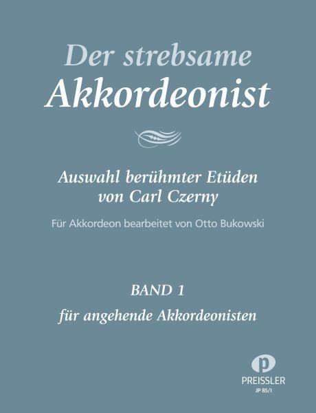 Der strebsame Akkordeonist - Band 1