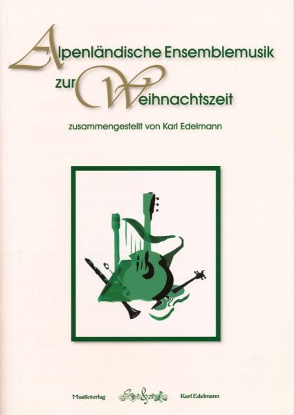 Alpenländische Ensemblemusik zur Weihnachtszeit