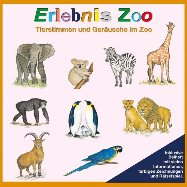 Tierstimmen-Erlebnis Zoo