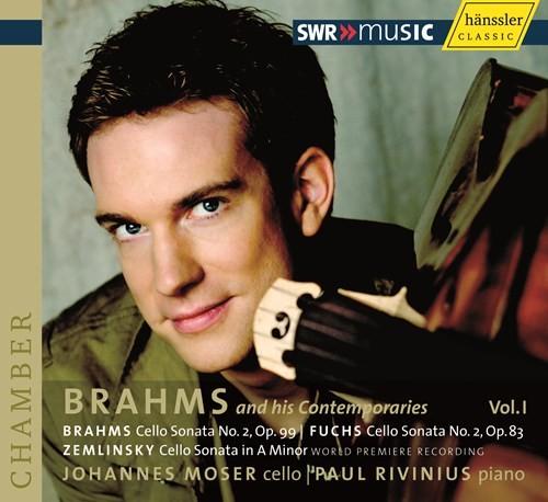 Brahms U.Zeitgenossen Vol.1