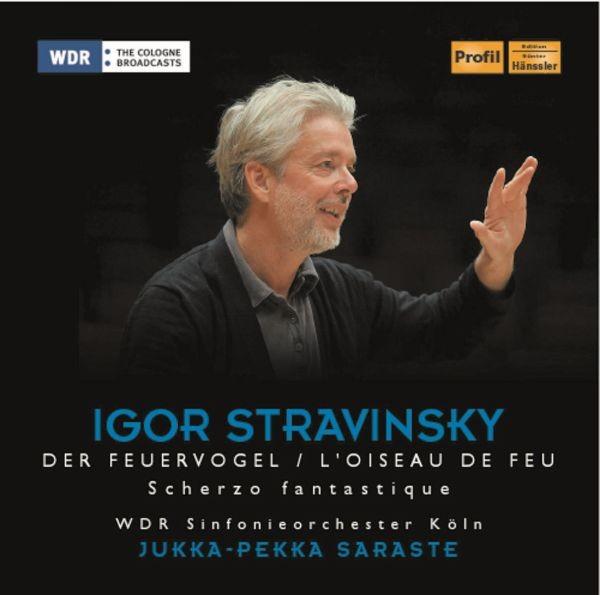 Strawinsky: Der Feuervogel/Scherzo fantastique
