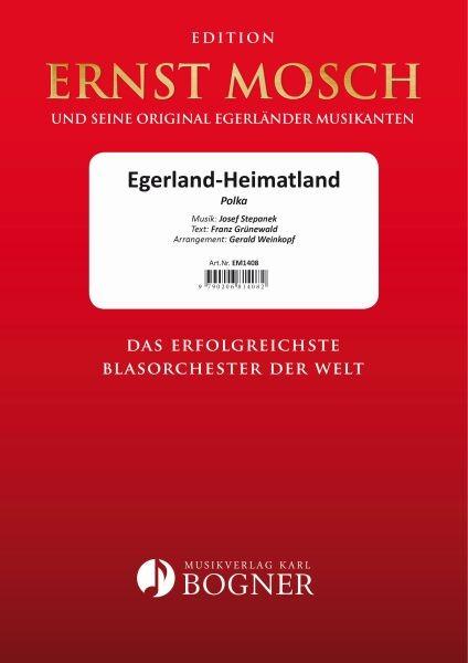 Egerland Heimatland - Noten Mosch