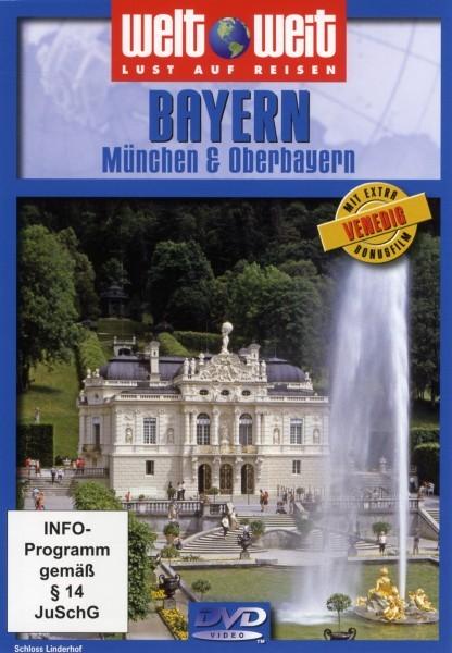 Bayern-München & Oberbayern (Bonus Ven