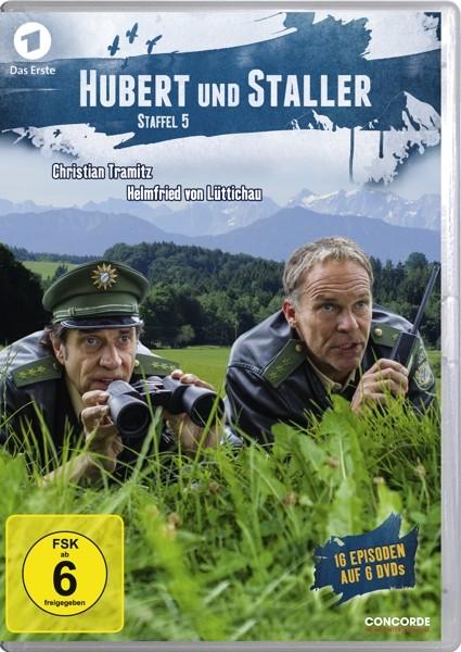 Hubert und Staller-Staffel 5 (DVD)