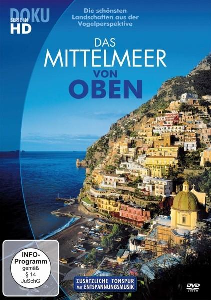 Mittelmeer von oben