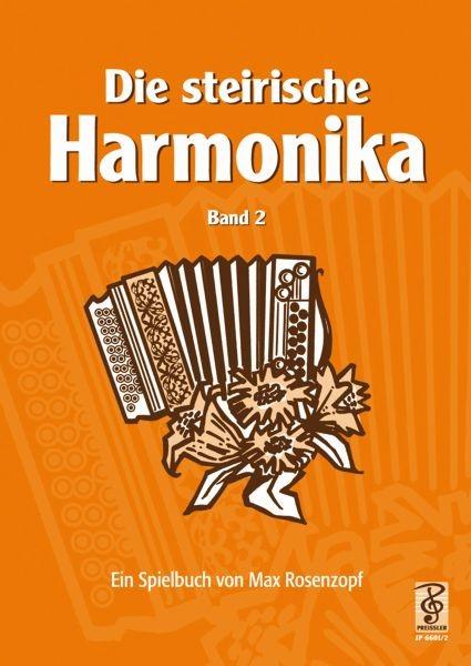 Die Steirische Harmonika Band 2