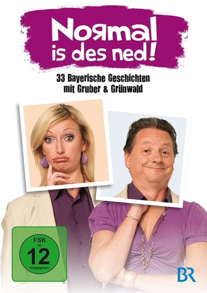 Normal is des ned! (DVD)