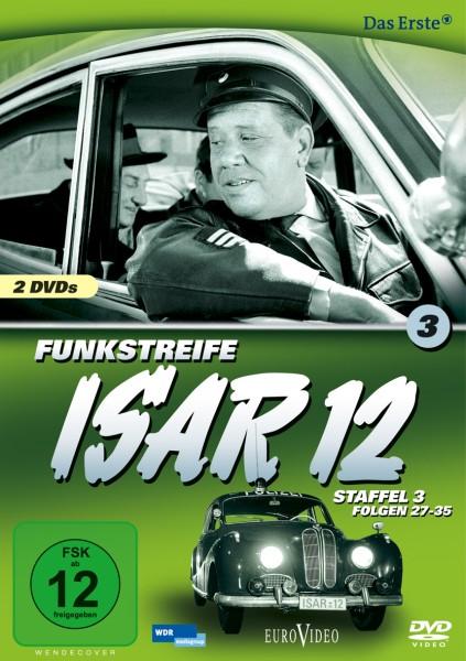 Funkstreife ISAR 12-Staffel 3 (DVD)