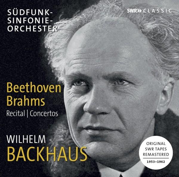 Beethoven/Brahms: Recitals & Concertos