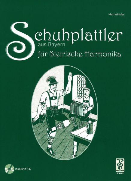 Schuhplattler aus Bayern mit CD