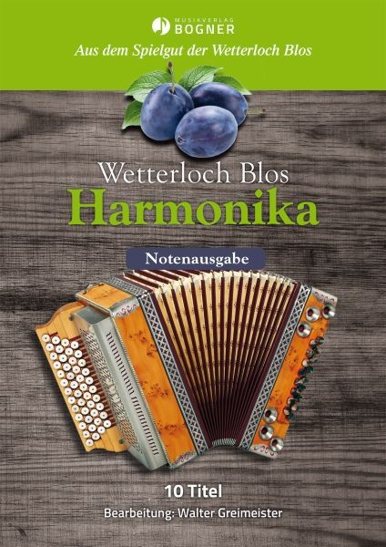 Wetterloch Blos - Harmonika