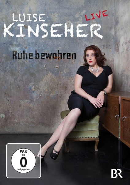 Luise Kinseher-RUHE BEWAHREN! (DVD)