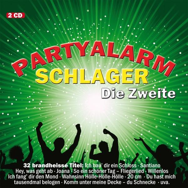 Partyalarm Schlager-Die Zweite