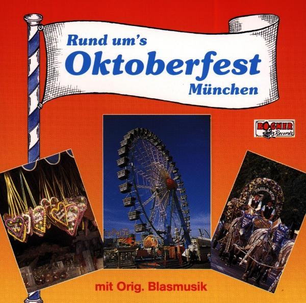 Oktoberfest-O'Zapft Is