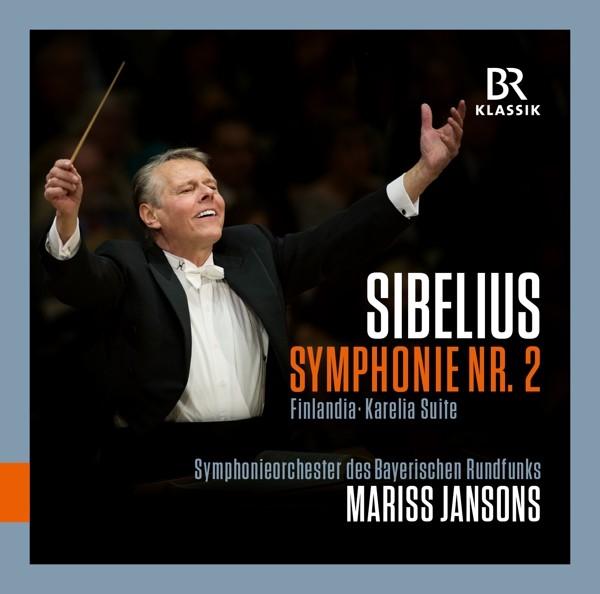 Sinfonie 2/Finlandia/Karelia-Suite