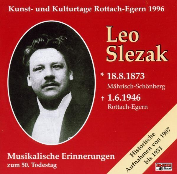 Musikal.Erinnerungen z.50.Todestag