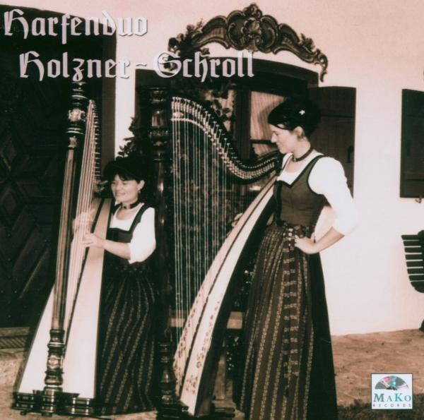 Tiroler Harfe-Instrumental