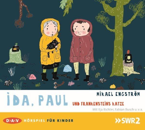 Engström: Ida, Paul und Frankensteins Katze