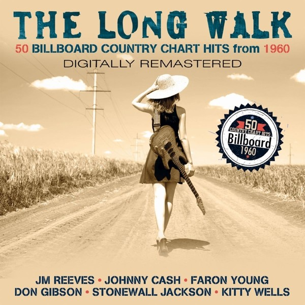 THE LONG WALK-Country Charts 1960