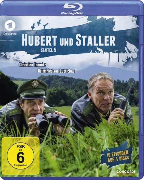 Hubert und Staller-Staffel 5 (Blu-ray)