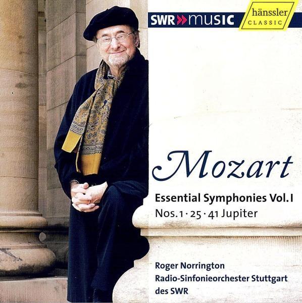 Mozart: Sinfonien 1,25+41