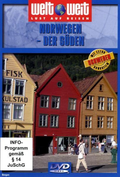 Norwegen-Der Süden (Bonus Schweden)