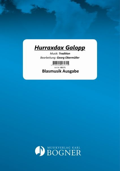 Hurraxdax Galopp