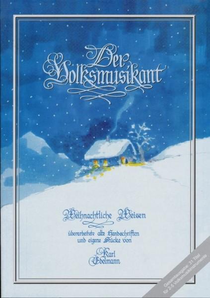 Der Volksmusikant-Weihnachtliche Weisen