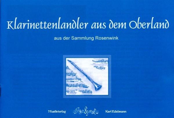 Klarinettenlandler aus dem Oberland